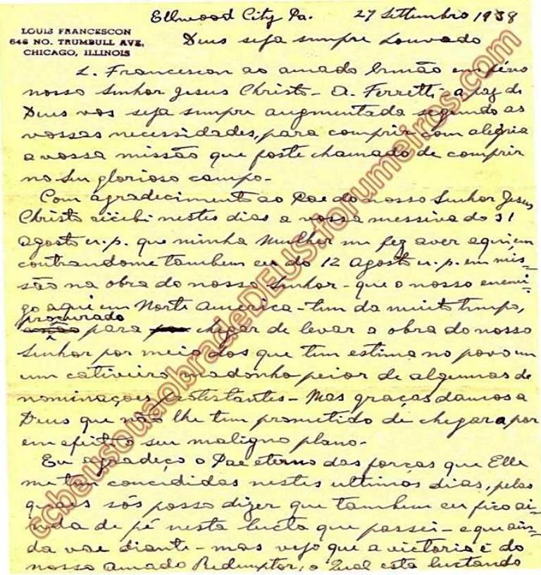 Ao irmão Aldo Ferretti, 27 de Setembro de 1938 Carta_48