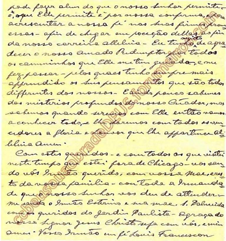 Ao irmão Aldo Ferretti, 27 de Setembro de 1938 Carta_50