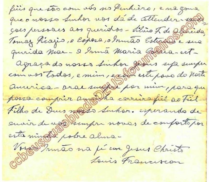 ao irmão Aldo Ferrete, 02 de Agosto de 1938 Carta_55