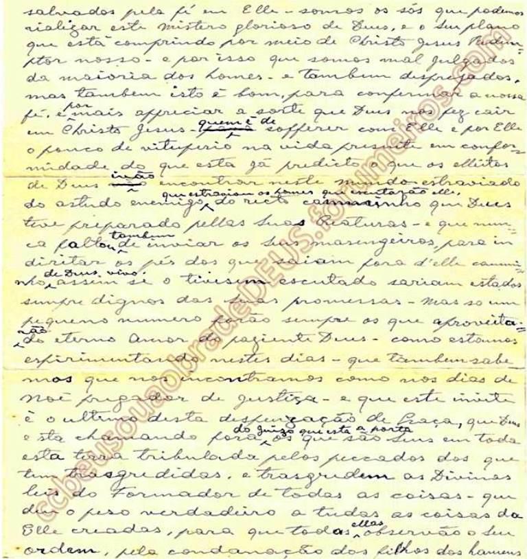 ao irmão Aldo Ferretti, 08 de Junho de 1938 Carta_58