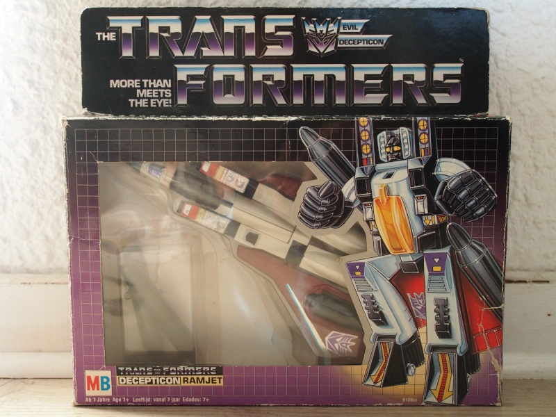Les Transformers Milton Bradley (MB) - France - Page 3 Pb160910