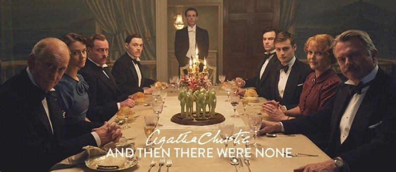 And then there were none (Dix petits nègres) d'Agatha Christie, une nouvelle adaptation de la BBC - Page 5 19299410