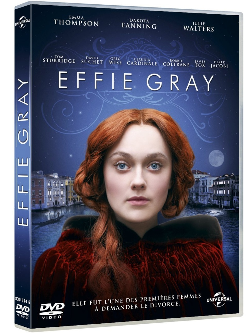 Effie Gray - scénario d'Emma Thompson (2012) - Page 2 71zjnu10