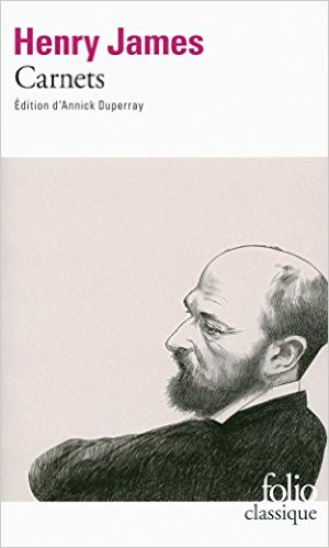 Carnets d'Henry James Carnet10
