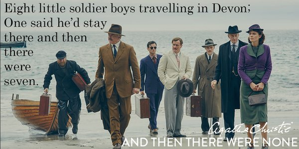 And then there were none (Dix petits nègres) d'Agatha Christie, une nouvelle adaptation de la BBC - Page 3 Cwgjze10