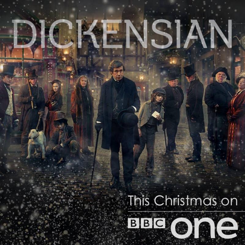 Dickensian, la série BBC - Page 2 Dicken10