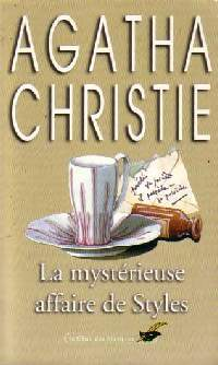 La mystérieuse affaire de Styles d'Agatha Christie (Hercule Poirot #1) Styles10