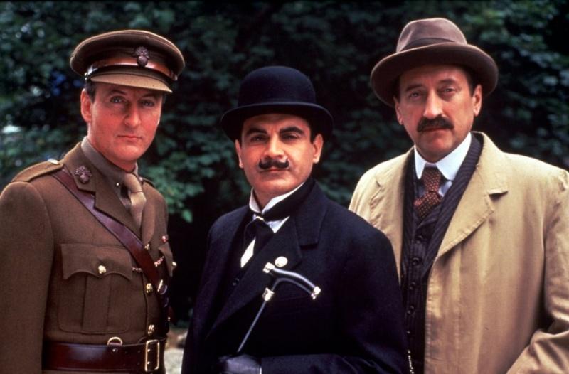 La mystérieuse affaire de Styles d'Agatha Christie (ITV) Styles12