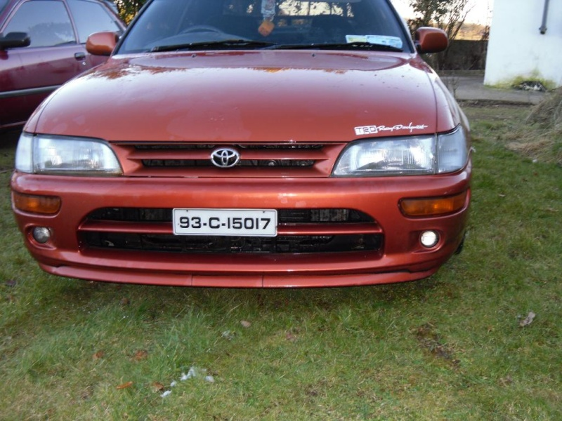 Wanted gxi/20v front bumper for e10 corolla cavan Gingfr10