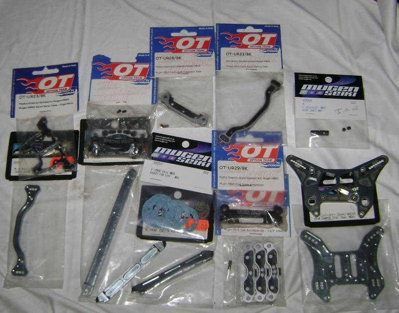 Les  Mugen MBX5R & MBX5T - pas comme les autres de Trankilou & Trankilette - Page 13 Photo262
