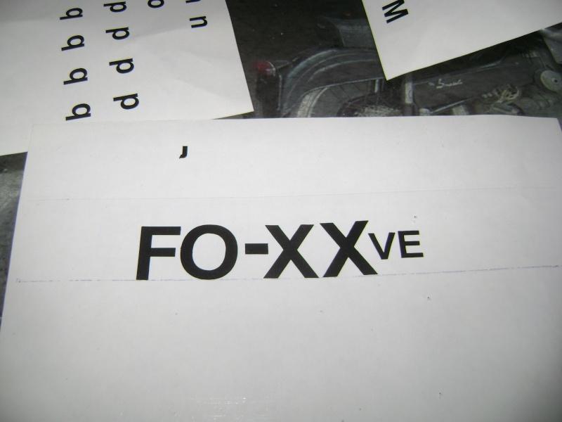 Le FO-XX ve & Mad Force Kruiser ve de Trankilette  PA 9 Mad Force. - Page 4 Photo515
