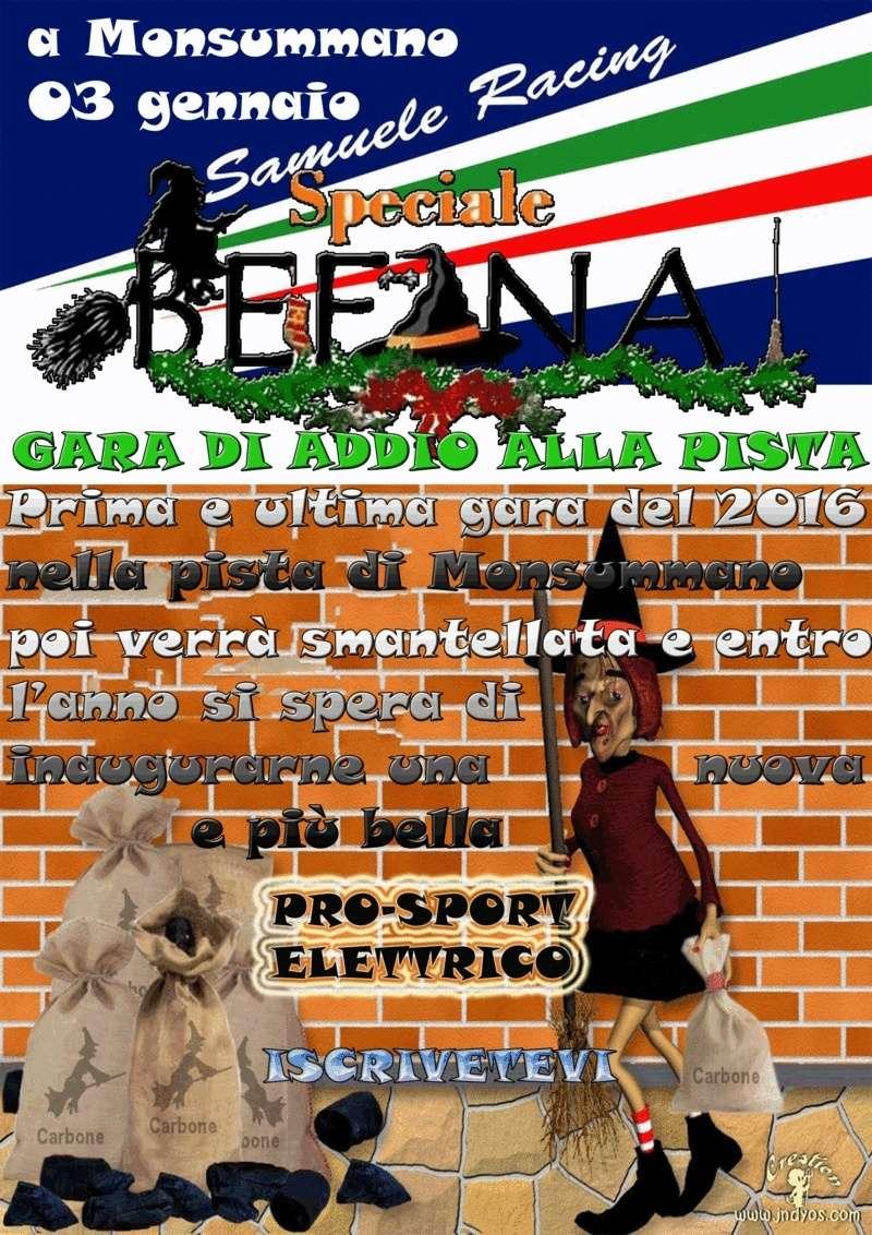03 gennaio Trofeo di BEFANA Befana10