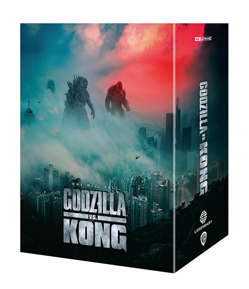 Godzilla vs Kong  édition Mantalab Box_fr10