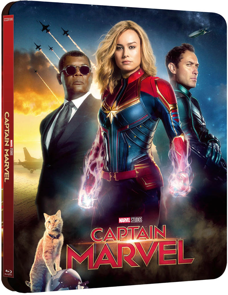 Captain Marvel - Zavvi Captai10