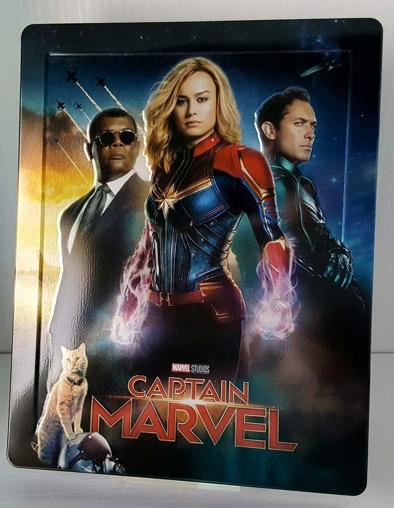 Captain Marvel - Zavvi Captai13