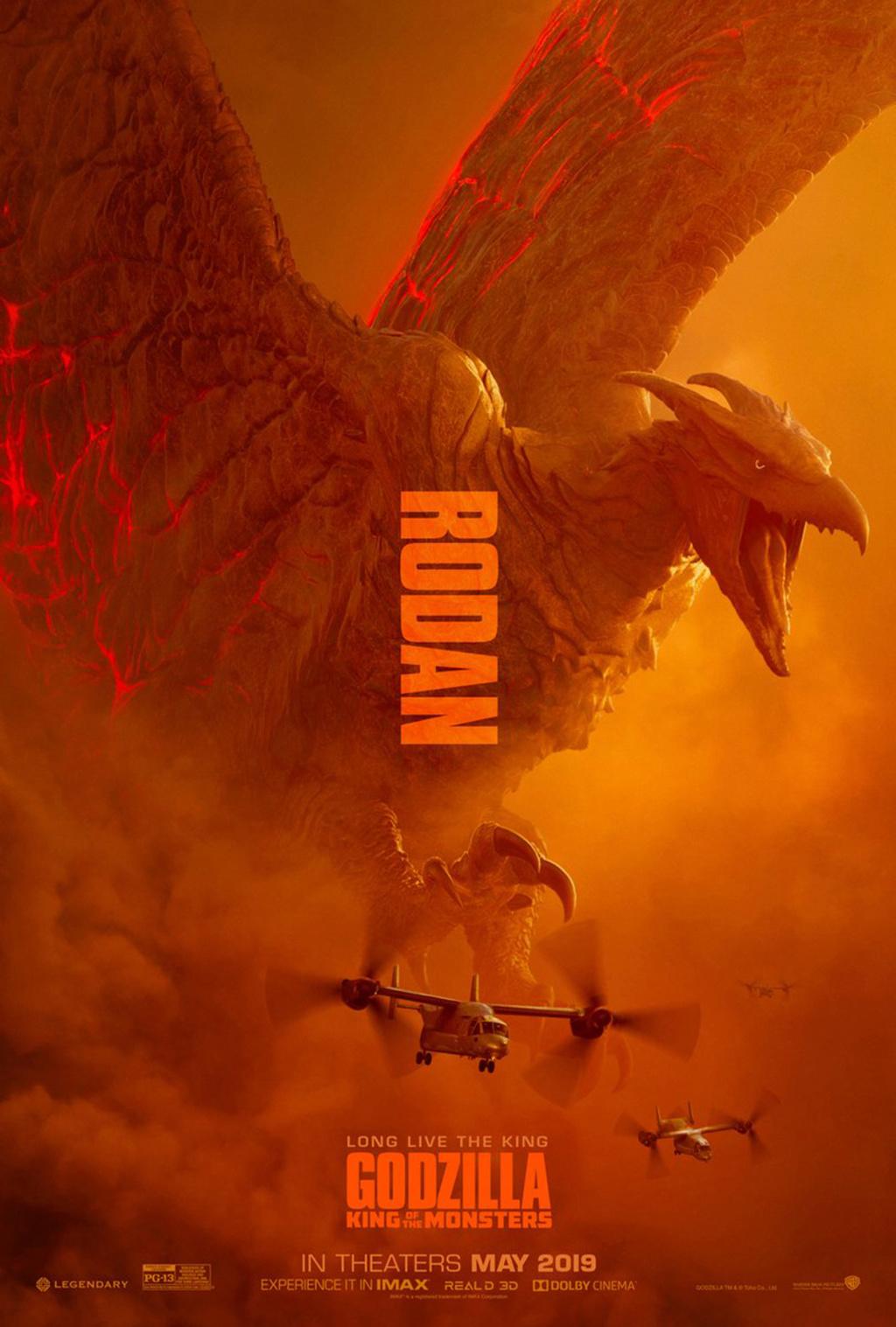 Godzilla : King of Monsters - Page 2 Godzil11