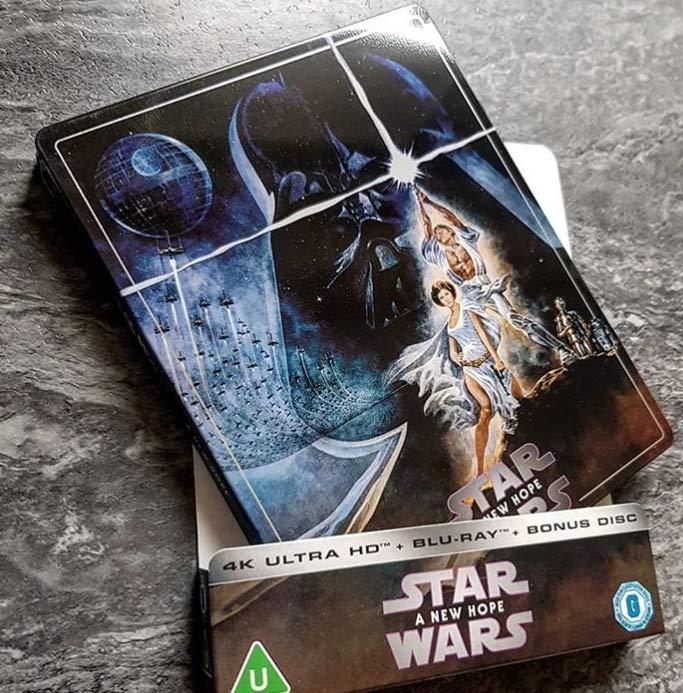 Star Wars: Episode IV - A New Hope (4K+2D Blu-ray SteelBook) Zavvi E - Page 2 Star-w13