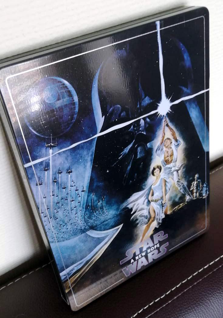 Star Wars: Episode IV - A New Hope (4K+2D Blu-ray SteelBook) Zavvi E - Page 2 Star-w15