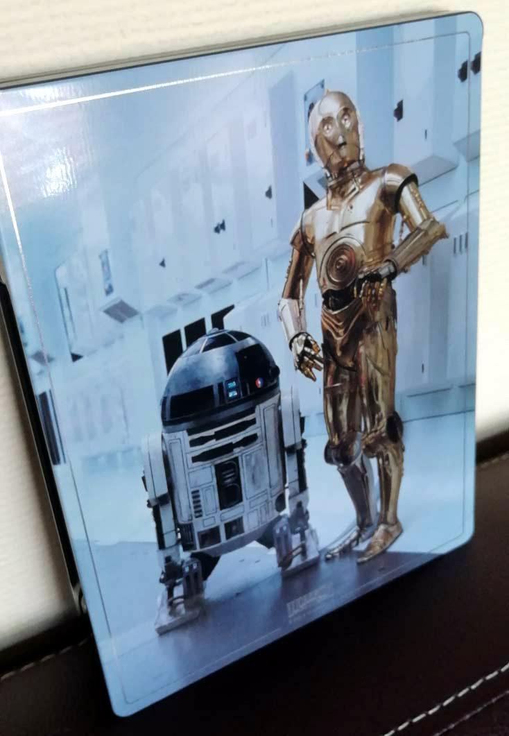 Star Wars: Episode IV - A New Hope (4K+2D Blu-ray SteelBook) Zavvi E - Page 2 Star-w16
