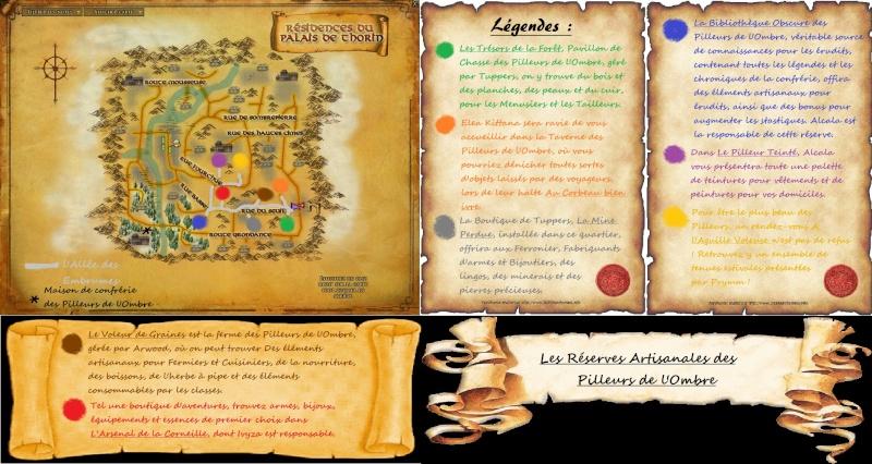 Ouverture officielle de l'Allée des Embrumes : Réserves artisanales de la confrérie 1451610