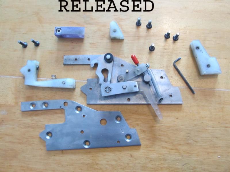 Cased Bullet Bow Lock Releas11