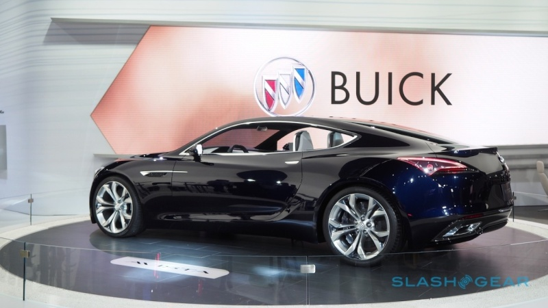 Buick Avista Image21