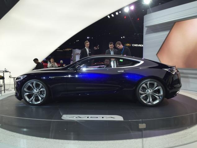 Buick Avista Image22
