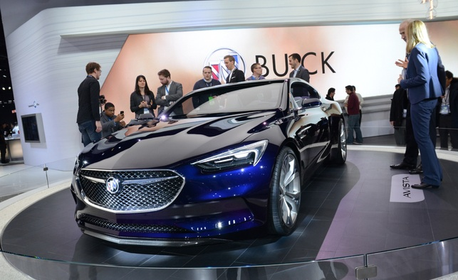 Buick Avista Image23
