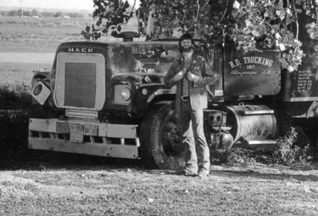 "Cmion Mack du film ""Convoy"" _bvlbk10"