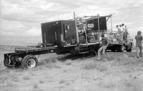 """Cmion Mack du film """"Convoy"""" _bvlec10"""