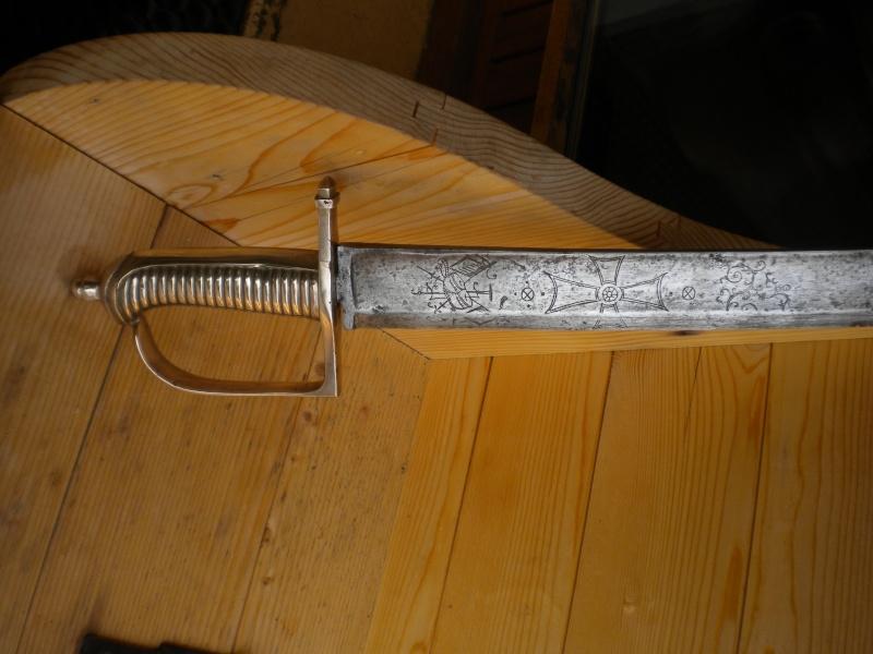 Identification ponçon sabre de grenadier 01210
