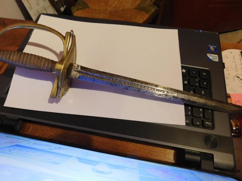 épée uniforme Dscn4522