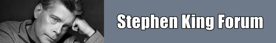 Stephen King Forum