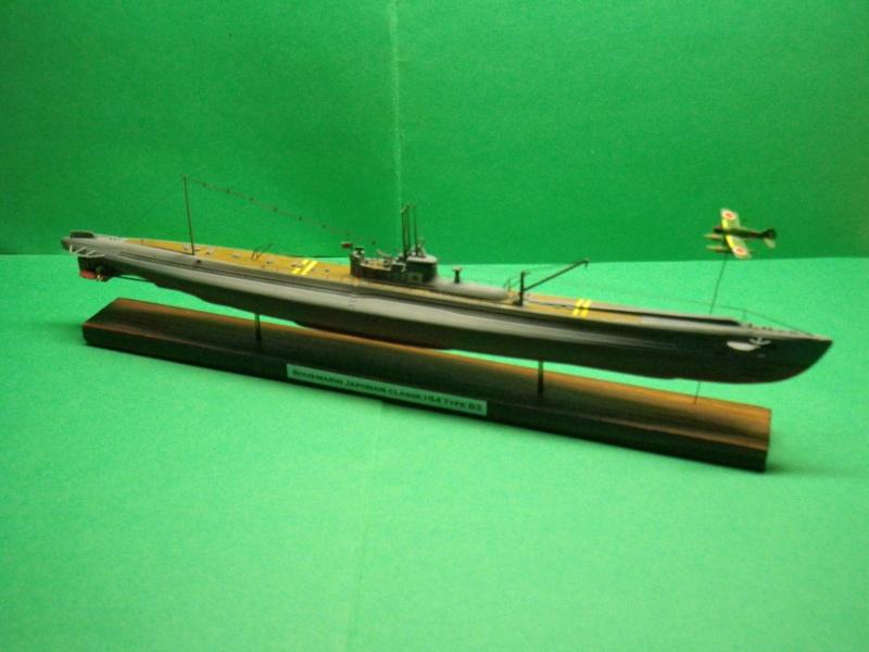 Sous-marin Japonais I-58 AFV 1/350 Imgp3110