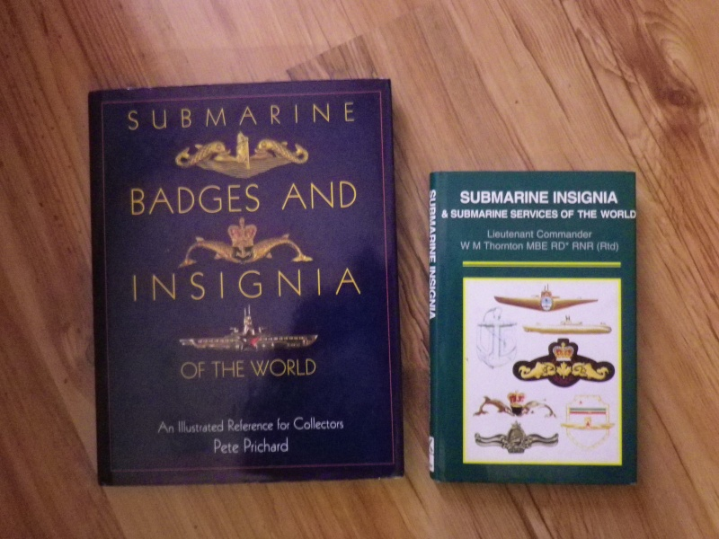 Submarine Badges and Insigna of the World - Pete Prichard Imgp3840