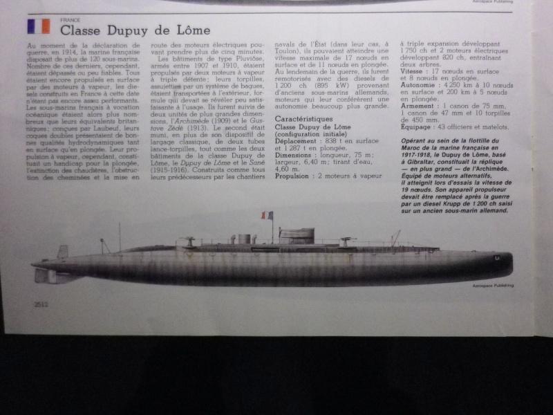 Mikromir 1/350 sous-marin Anglais classe K par chatgrincheux Imgp3936