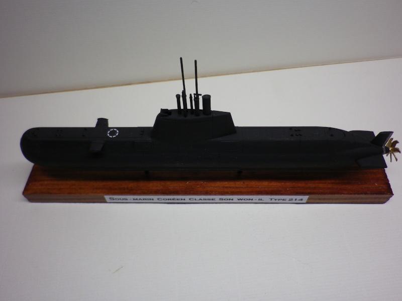 sous-marin Coréen ( type 214 allemand ) 1/350 wolfpack Imgp3941