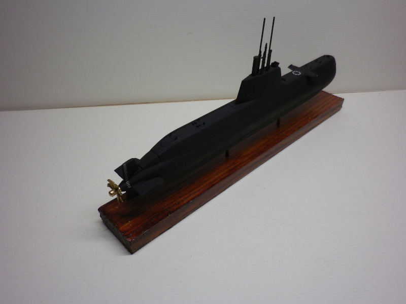 sous-marin Coréen ( type 214 allemand ) 1/350 wolfpack Imgp3944