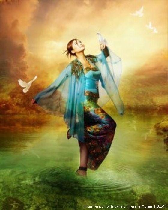 Ваш Ангел-Хранитель, или Дух Заплечник. 11097910