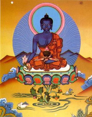 Будда Медицины — МАНЛА Manla10