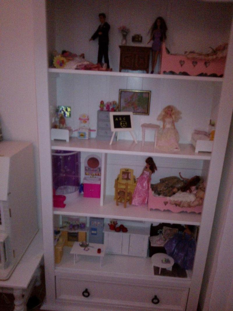 [Diorama et dollhouse] MAJ P4 Maison10