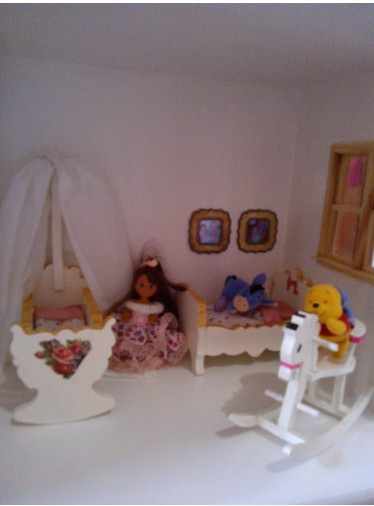 [Diorama et dollhouse] MAJ P4 Maison11