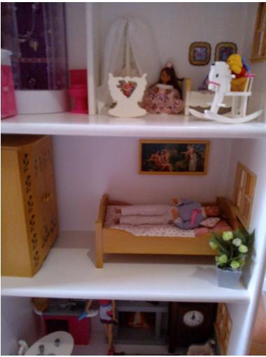[Diorama et dollhouse] MAJ P4 Maison15