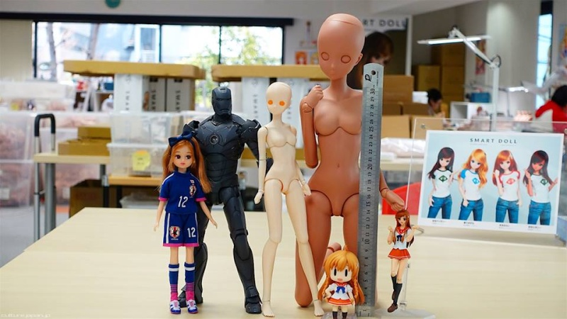 [Smart Doll] Smart doll pocket (taille 1/6) - Page 2 Smart10