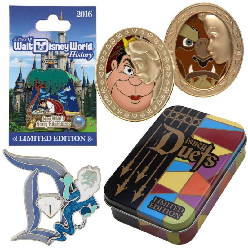 Le Pin Trading à Disneyland Paris - Page 3 10150710