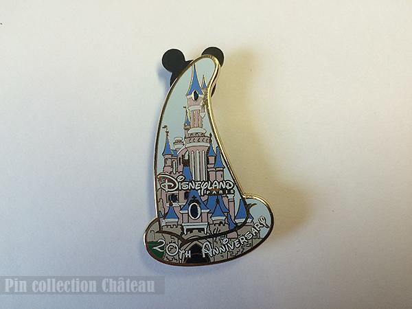 Le Pin Trading à Disneyland Paris - Page 2 Chatea10