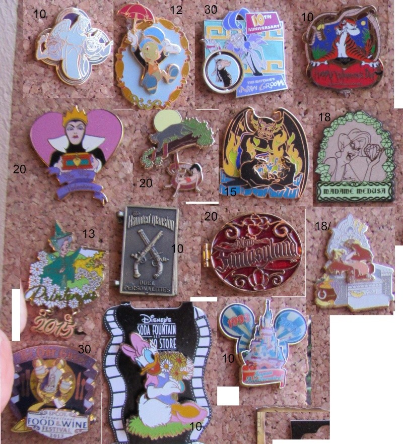 Le Pin Trading à Disneyland Paris - Page 2 Img_3010