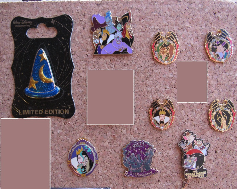 Le Pin Trading à Disneyland Paris - Page 2 Img_3011