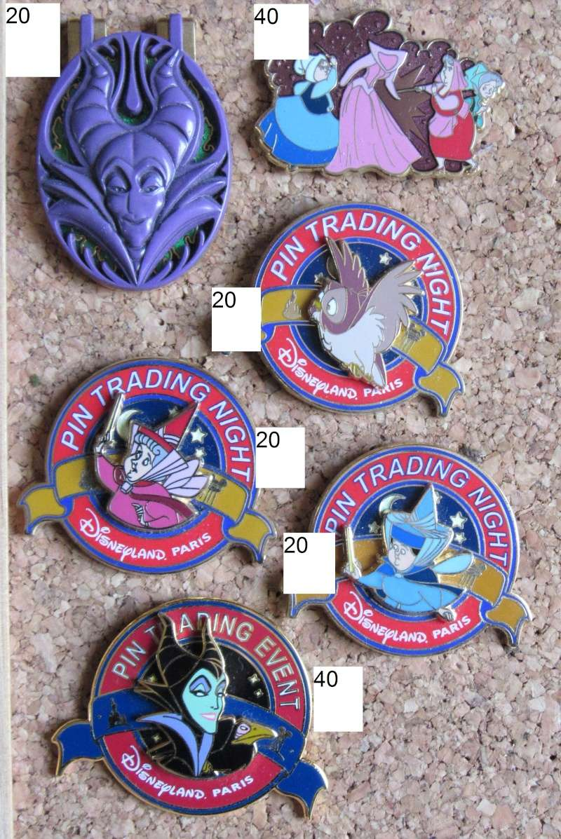 Le Pin Trading à Disneyland Paris - Page 2 Img_3012