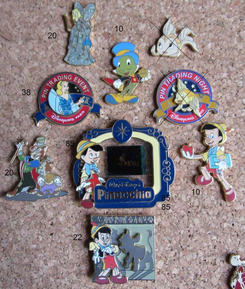 Le Pin Trading à Disneyland Paris - Page 2 Img_3013